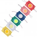 12v 2.5W Kare-Yuvarlak Cob Modül Led - LED246153