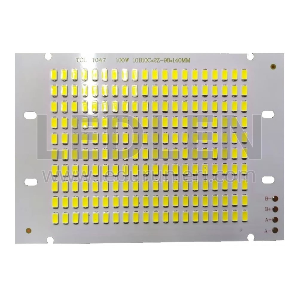 5730 (GÜN IŞIĞI) 30-36V. 100 Watt Projektör Ledi - LED165352