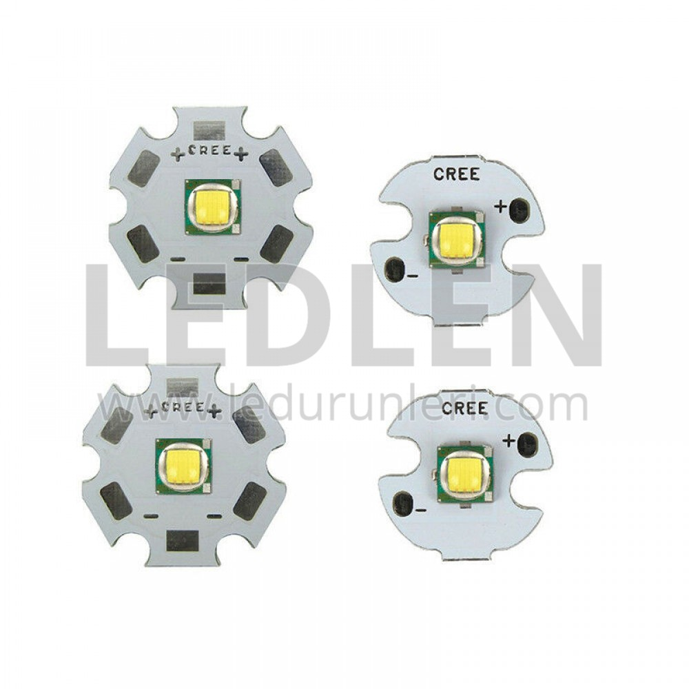 T6 10 Watt (20mm) Cree Pcb Led - LED654132