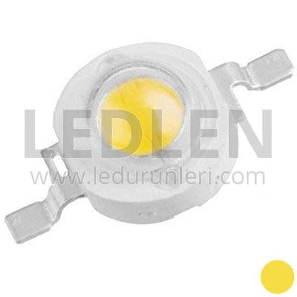 1 Watt 350ma (Gün Işığı) Power Led