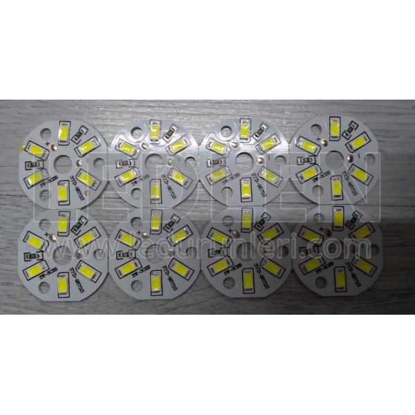 12 Volt 3 Watt 5730 SMD Pcb Led