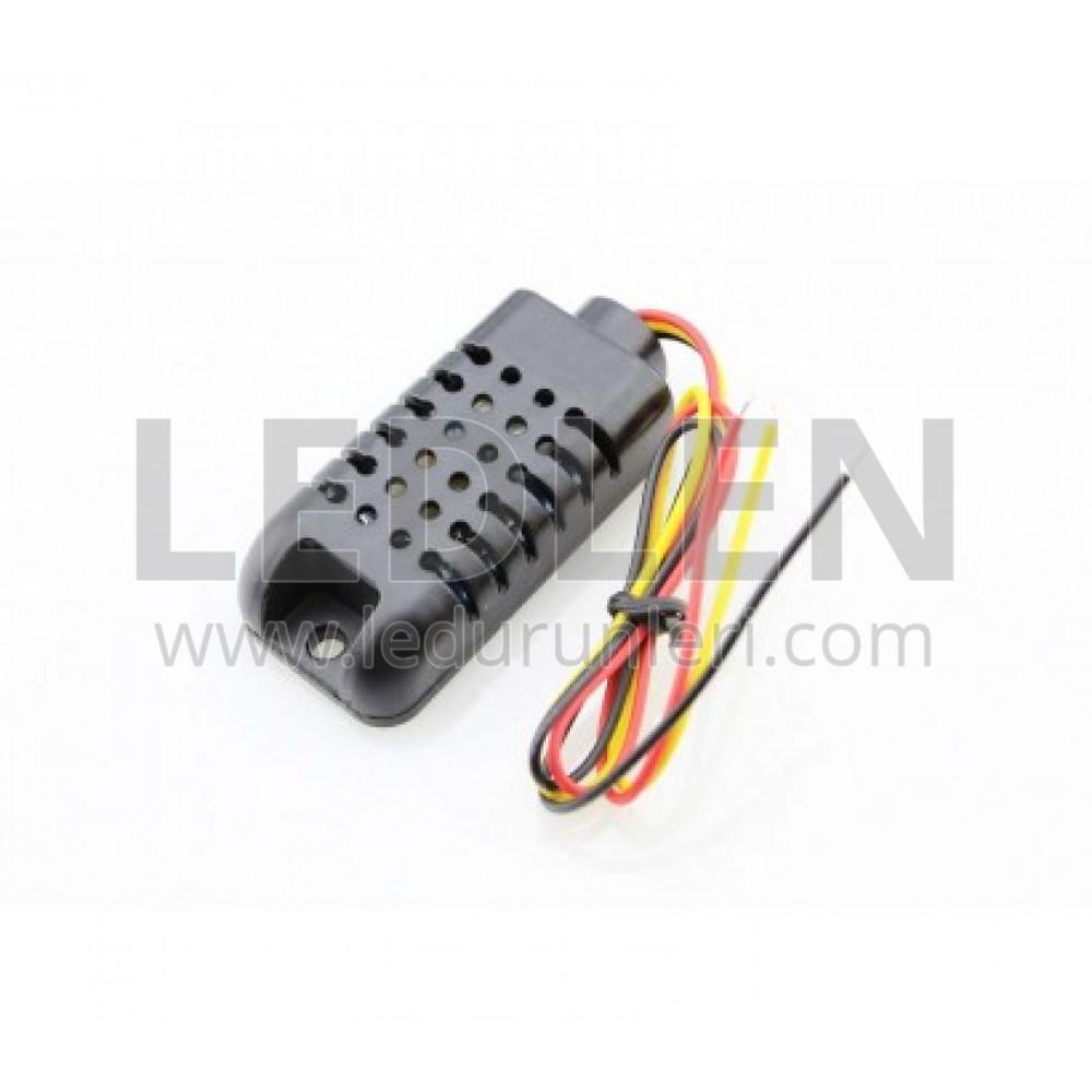 LEDLEN (Isı) Sıcaklık ve Nem Sensörü
