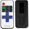 LEDLEN 11 Tuşlu RF Kablosuz Uzaktan RGB Led Kumanda