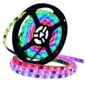 12 Volt RGB Magic Animasyonlu Led Dış Mekan (IP65) Şerit Led - LED463125