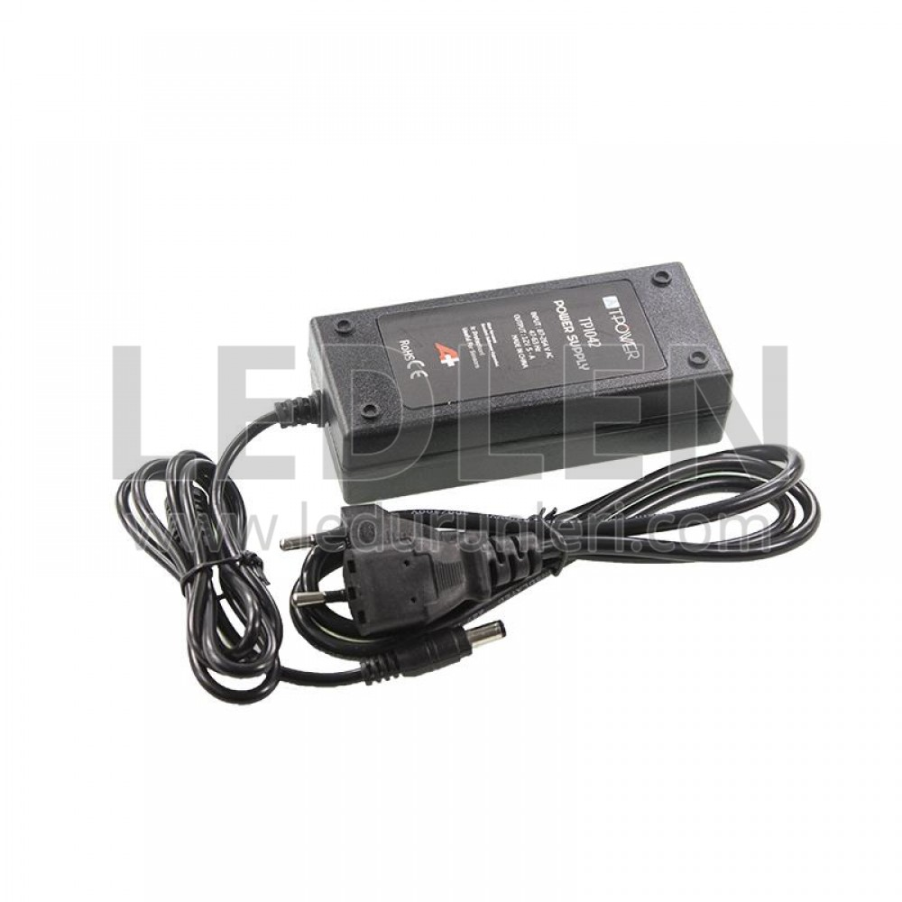 12V 5A Adaptör - Güç Kaynağı 60W - LED413256