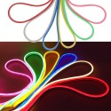 12 Volt 6x12mm Esnek Neon Şerit Led 5 Metre - LED825614