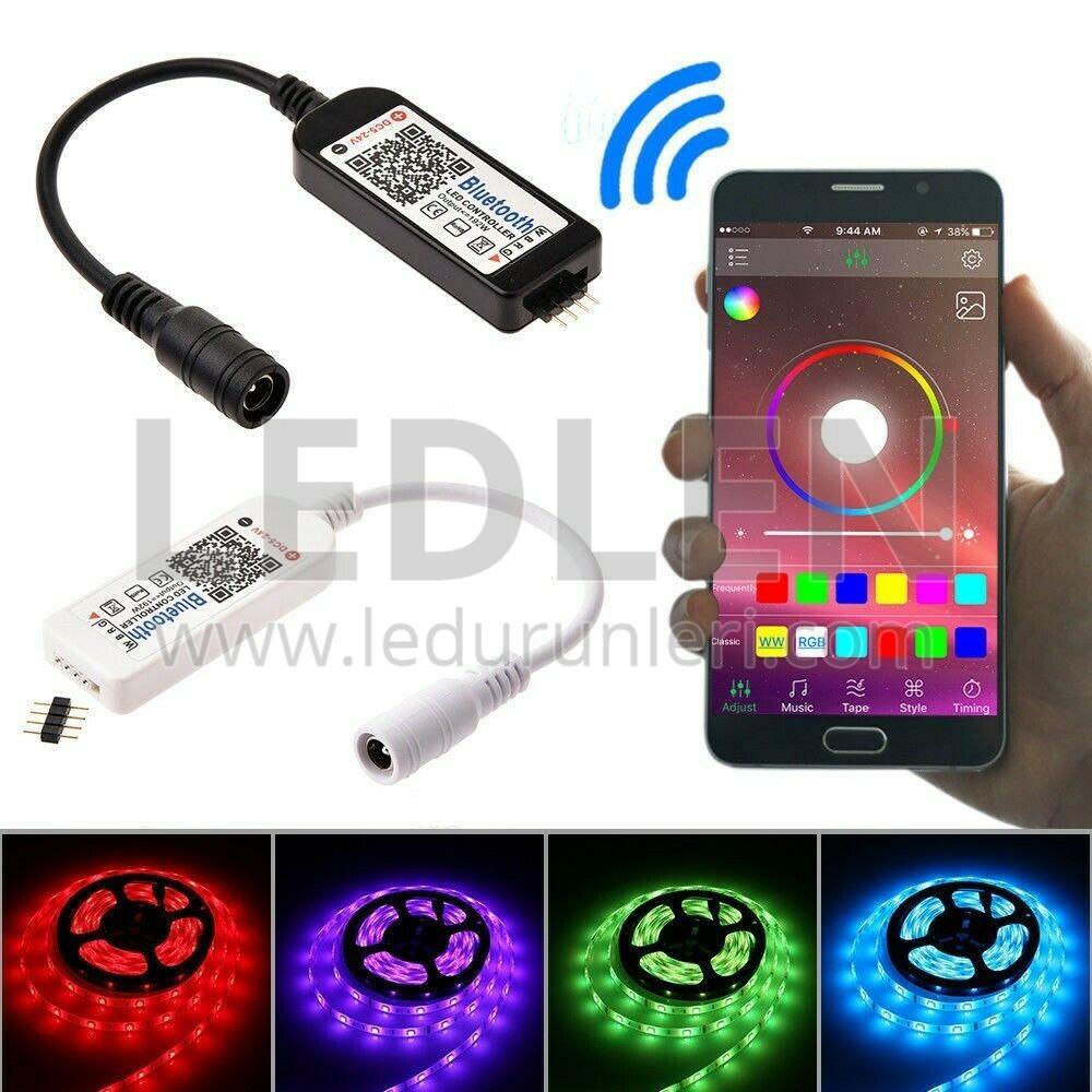Mini Bluetooth/Wifi LED Controller Cihazı - LED436125