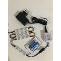 RGB Led Ayna Kenarları Aydınlatma - Hazır Kurulu Paket Tak Çalıştır - MOD-RGB-010
