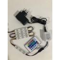 RGB Led Mağaza Vitrin Aydınlatma - Hazır Kurulu Paket Tak Çalıştır - MOD-RGB-014