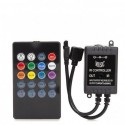 IR Müziğe-Sese Duyarlı RGB Led Kontrol Cihazı - LED469352