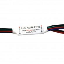 12v Mini RGB Led Sinyal Güç Yükseltici Ara Konrol Cihazı Kablolu