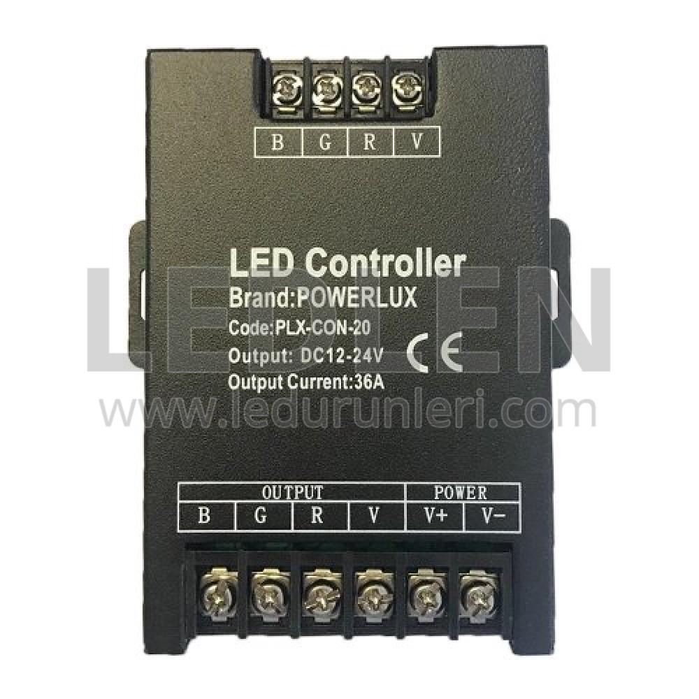 RGB Led Amplifier 12-24V 36A (Sinyal Yükseltici) - LED245631