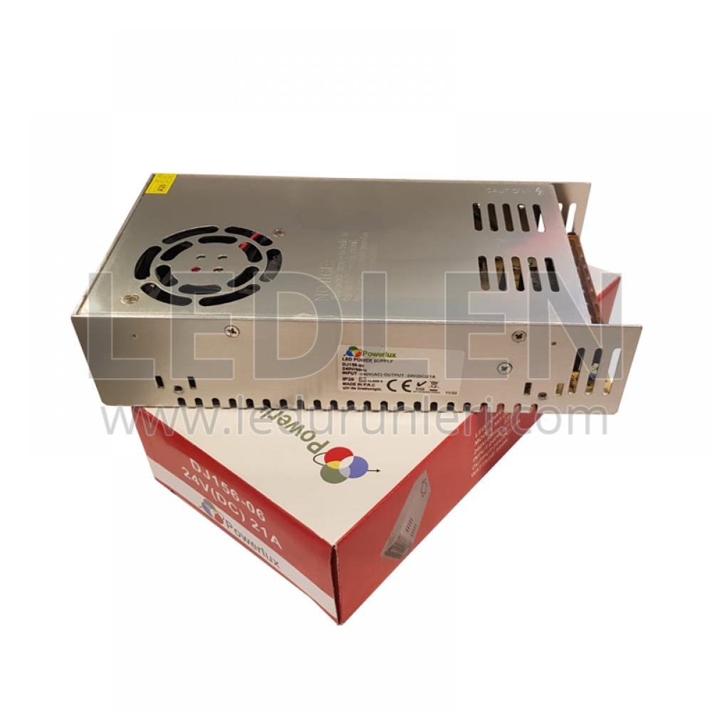 24V 21A 500W Smps Adaptör - LED534126