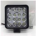 16 Ledli OFF ROAD Led Sis Farı Çalışma Lambası 48W (10-60V) - LED156234