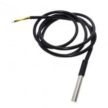 DS18B20 Led Tabela ISI (Sıcaklık) Sensörü Su Geçirmez