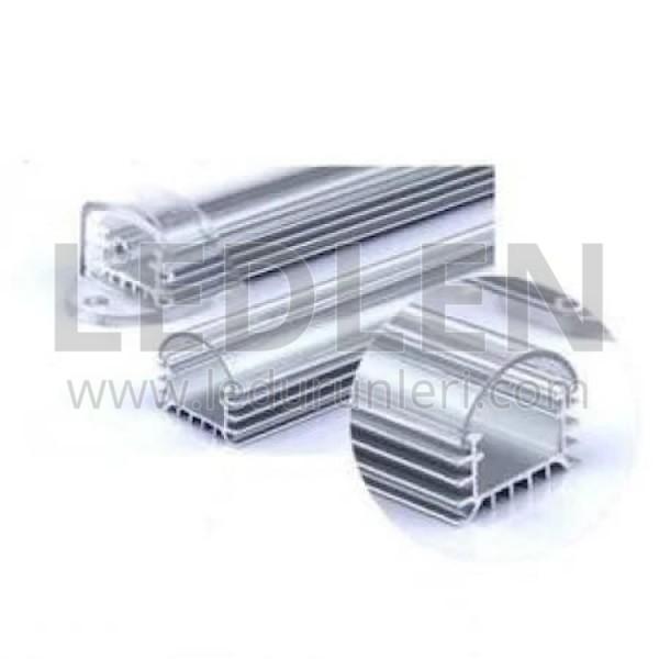 Aluminyum Çubuk Bar Led Kasası 1 Metre
