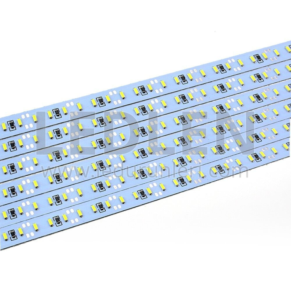 LEDLEN 12 Volt 4014 Ledli Led Bar Alüminyum Çubuk Bar Led
