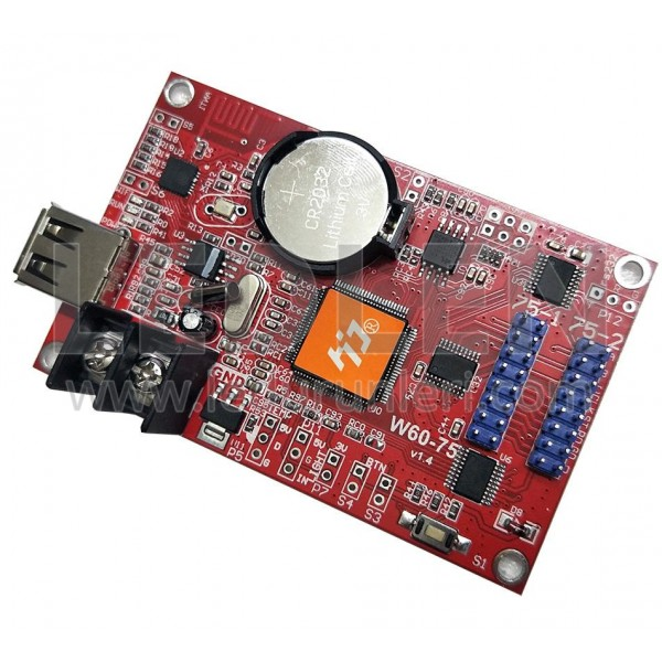 HD-W60-75 RGB Wi-Fi Led Kontrol Kartı