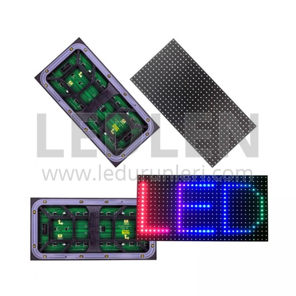 LEDLEN P10 RGB 16x32cm/px 3535 SMD Led Panel Modül
