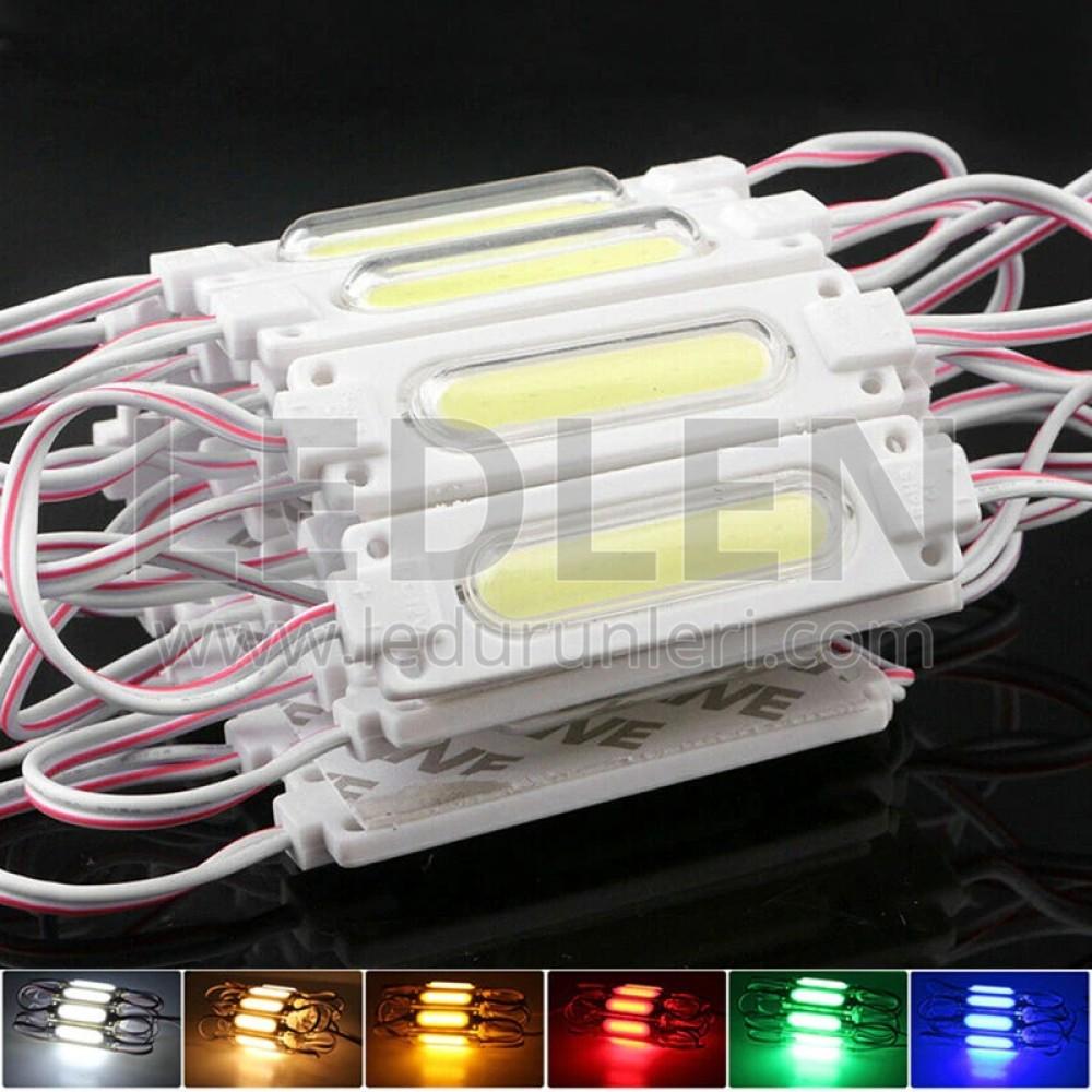 12 Volt 3 Watt Cob Led Modül - LED524136