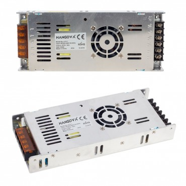 5 Volt 60 Amper Adaptör Slim Metal Kasa