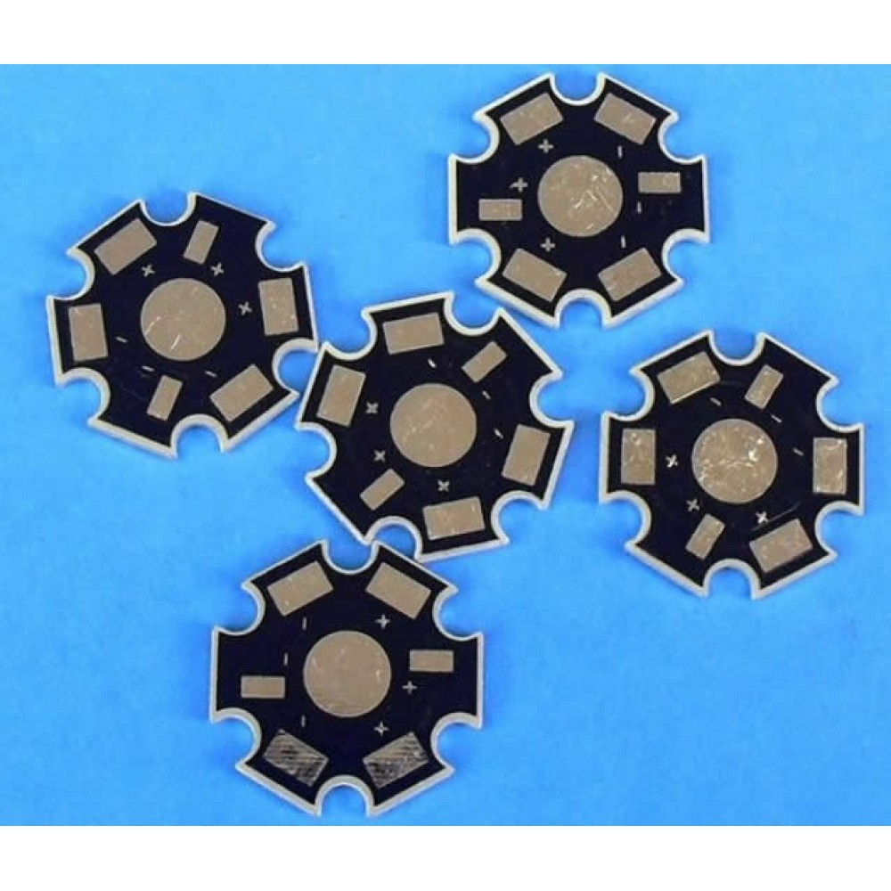 Star Pcb (30lu Paket) Tekli Pcb Aliminyum