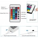 24 Tuşlu IR RGB Led Kumanda (Controller)