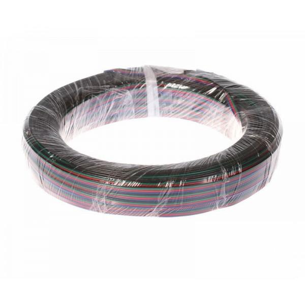 100 Mt RGB Şerit Led Güç Kablosu
