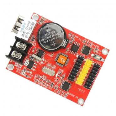 HD-U60 P10 Led Panel Kontrol Kartı