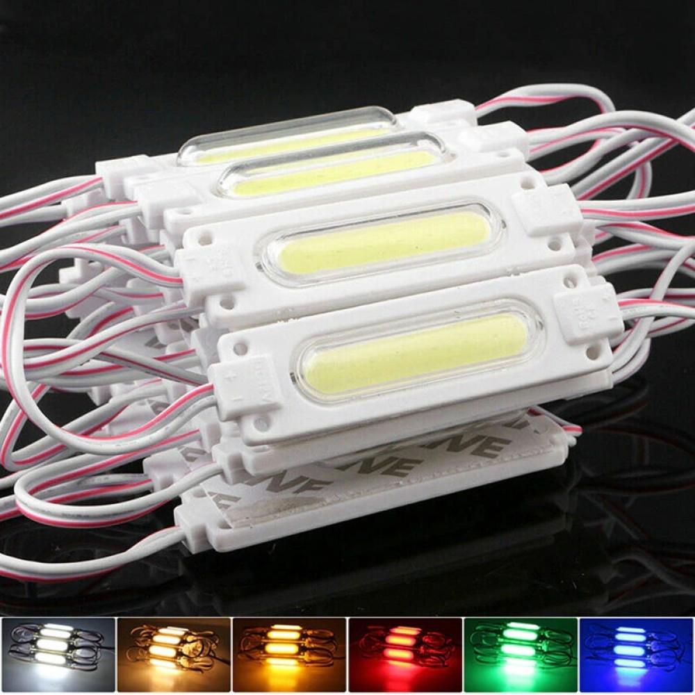 12 Volt 2 Watt Cob Led Modül 20 Adet - LED524136