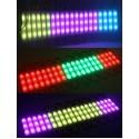 (20 ADET) 12 Volt 3 Watt RGB Pixel Modül Led