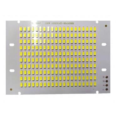5730 (BEYAZ) 30-36V. 100 Watt Projektör Ledi
